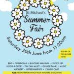Summer Fair Saturday 30th June 2018